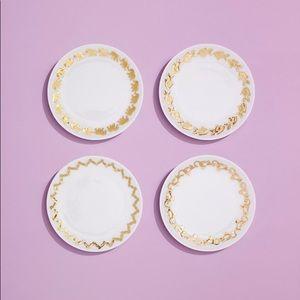 LP For Target Dessert Plate set